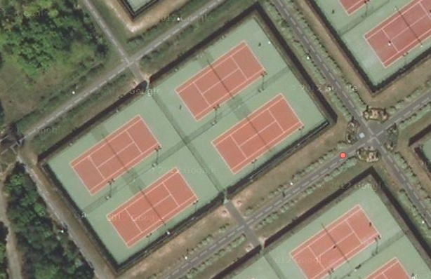 club de tennis a Paris