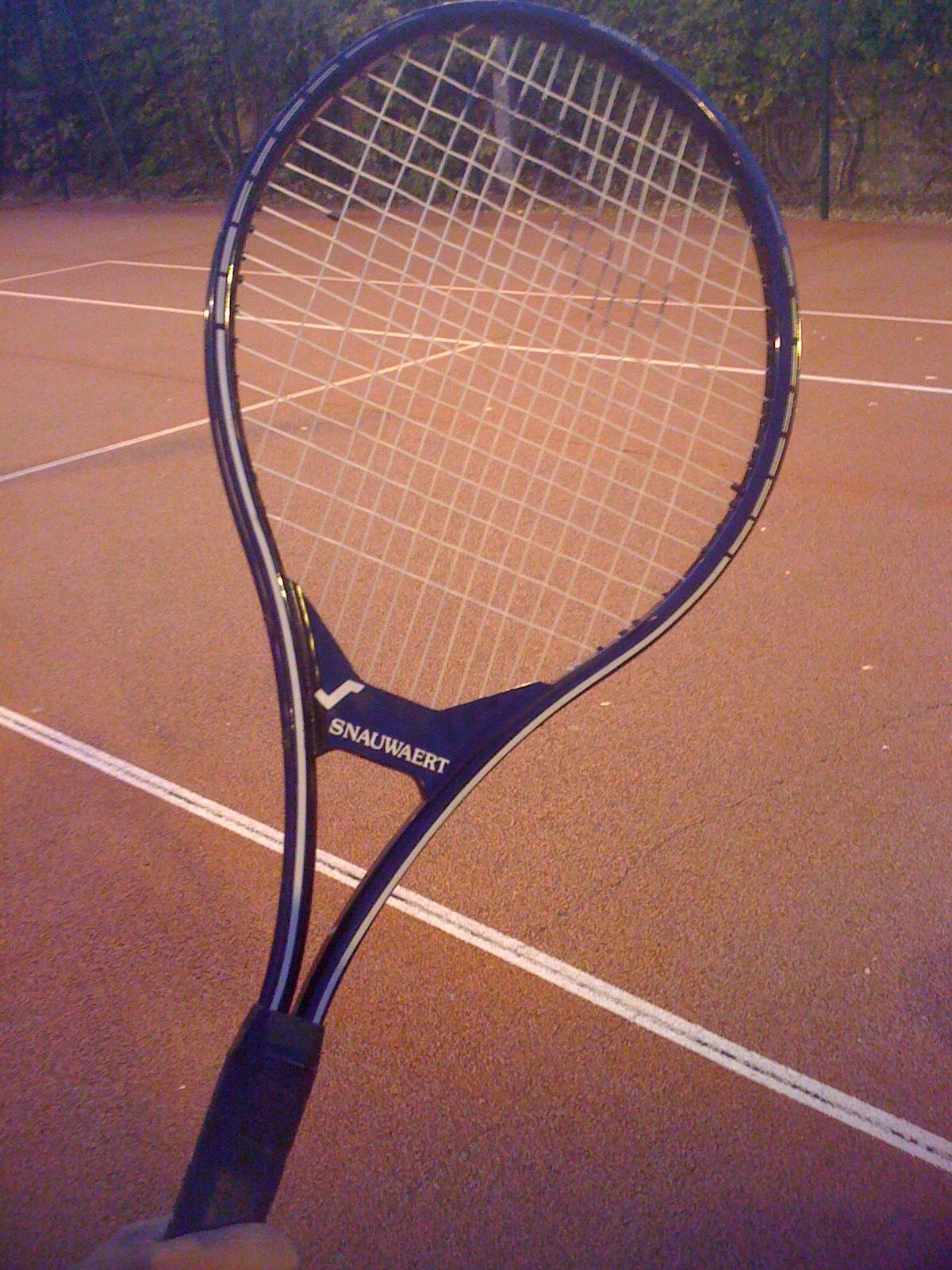 photo sur le tennis insolites. Black Bedroom Furniture Sets. Home Design Ideas